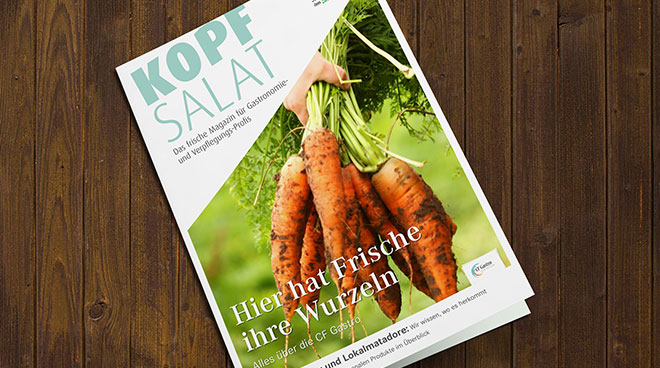 Kopfsalat Magazin