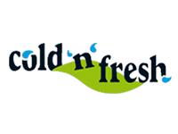 Cold n fresh Logo