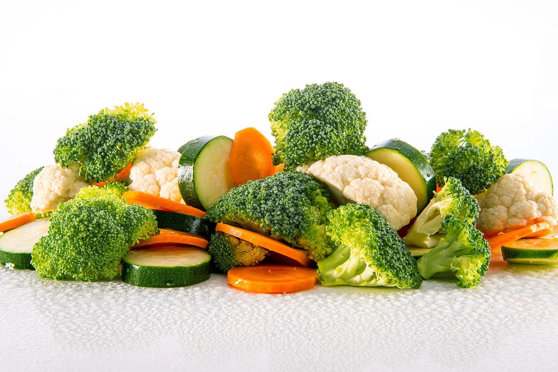 Ready Cut Gemüse