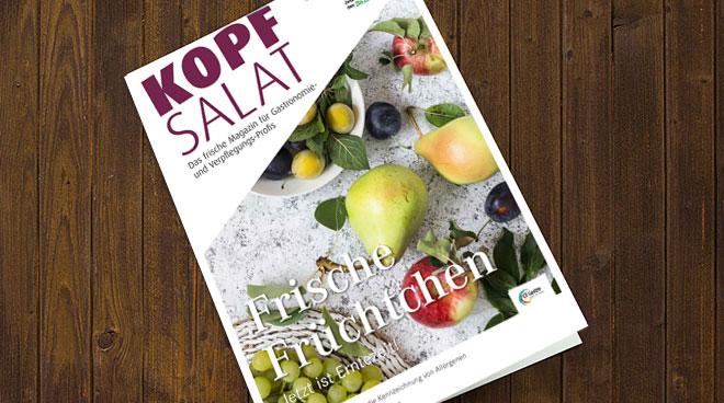 Kopfsalat Ausgabe 37
