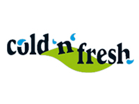 Cold n fresh Logo