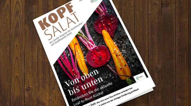 Kopfsalat   Das frische Magazin